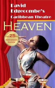 Heaven 25 anniversary Book Cover