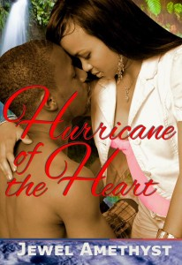 Caribbean Romance Hurricane of the Heart Cover image