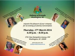 grenada embassy event