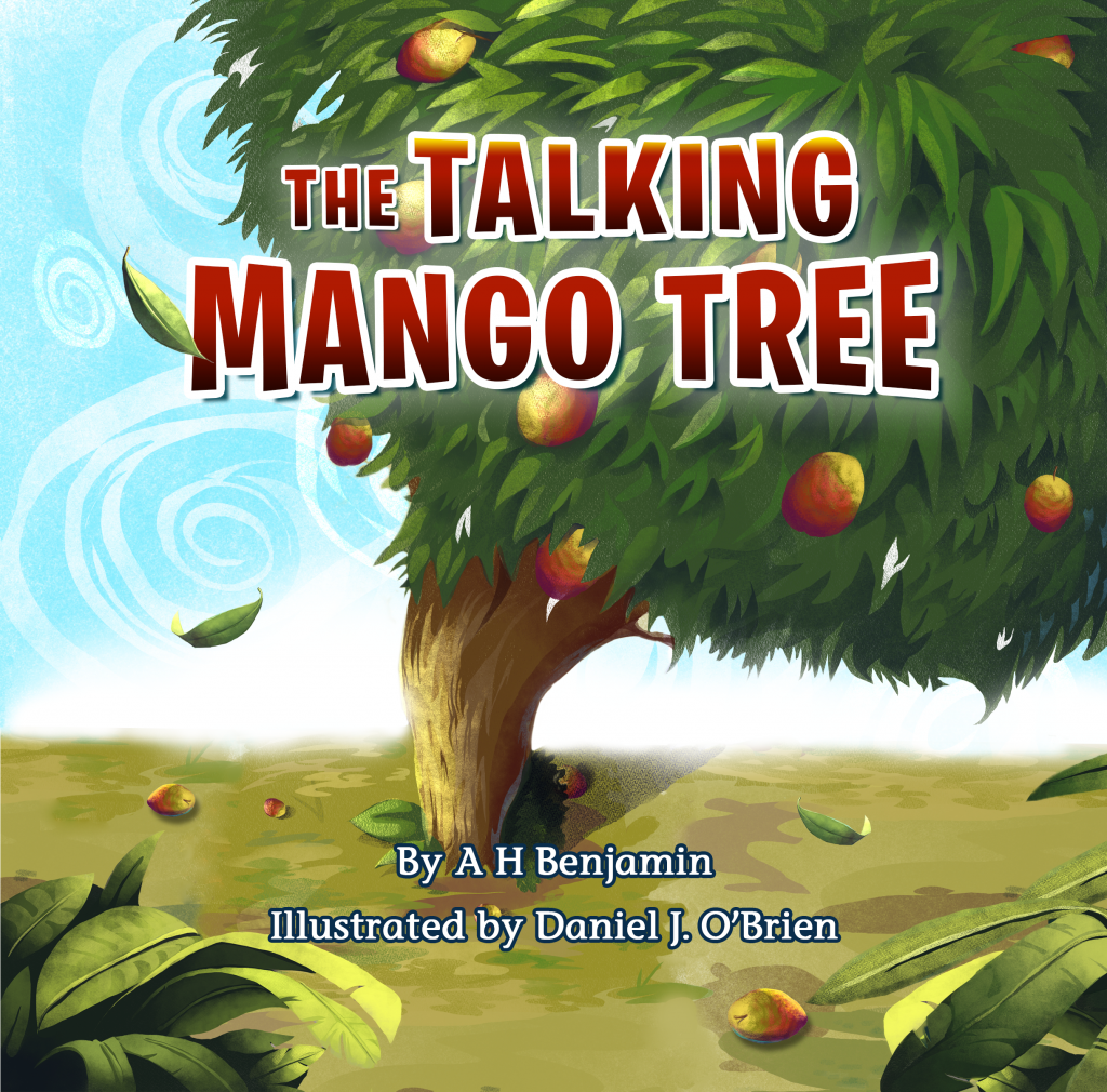 The Talking Mango Tree Front Cover