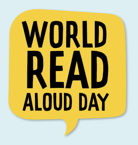 World read aloud day at CaribbeanReads