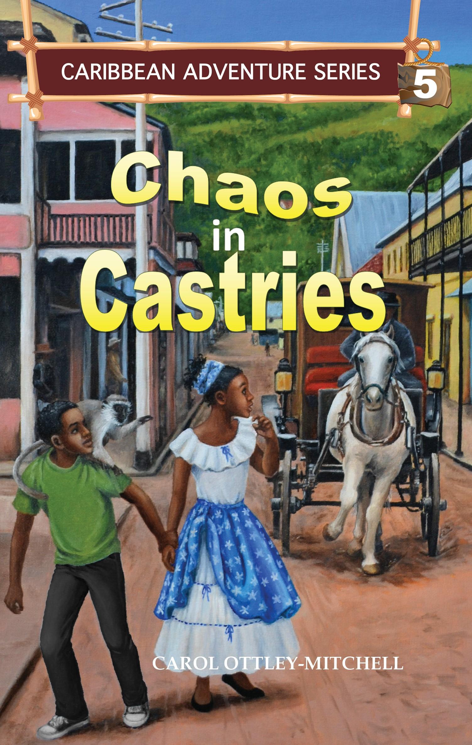 Middle grade Caribbean Books